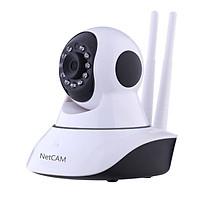 Camera IP Giám Sát và Báo Động NetCAM NR01 Full HD 1080P - Hàng Chính Hãng