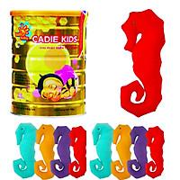Sữa bột công thức dinh dưỡng Candie Kids từ 0-12 tháng- Tặng 1 gối ôm cá ngựa 75cm Sunbaby