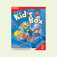 Kid's Box 2 Pupil's Book Reprint Edition