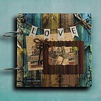 Scrapbook Love Blue Phiên Bản Limited