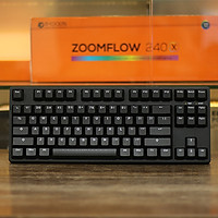 Bàn phím cơ iKBC CD 87 PD Black Phiên bản mới 2020 - PBT Double Shot Keycaps (CD87) - Hàng chính hãng