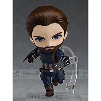 Mô Hình Nendoroid 923 Captain America: Infinity Edition