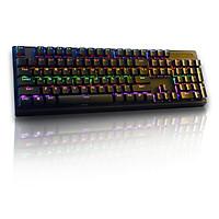 Bàn phím cơ game thủ K25 có đèn led nhiều màu