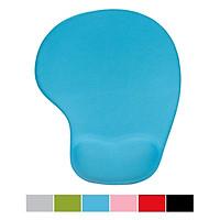 Miếng lót chuột silicone mút đệm êm chống mỏi cổ tay tăng khả năng di chuyển chống giật cho các game thủ