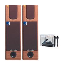 Loa đứng karaoke 338 HẢI TRIỀU (hàng chính hãng)