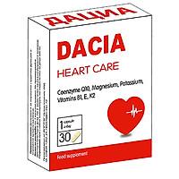 Thực phẩm bổ sung dinh dưỡng tim mạch Dacia dành cho người lớn