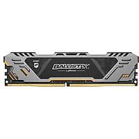 RAM PC CRUCIAL BALLISTIX SPORT AT 8GB BUS 3000 DDR4 BLS8G4D30CESTK Màu Đen Chính Hãng