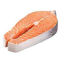 Cá hồi cắt khoanh đông lạnh