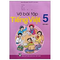 VBT Tiếng Việt 5 - Tập 1 (2021)