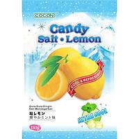 KẸO CHANH MUỐI BẠC HÀ - COCON MENTHOL LEMON SALT CANDY (Gói 150gr)
