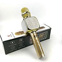 Mic Bluetooth Hát Karaoke Kèm Loa Ys69 Đa Năng Điều Chỉnh Được Giọng Nói, Âm Thanh Hay (Cắm Usb, Thẻ Nhớ, 3.5)  - Hàng chính hãng