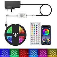 Đèn LED dải thông minh có thể đổi màu và điều khiển từ xa