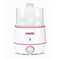 Máy hâm sữa tiệt trùng siêu tốc cao cấp Rozabi...