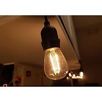 Dây đèn led chiếu sáng trong nhà, ngoài trời GIVASOLAR GV-EU (14.4M)