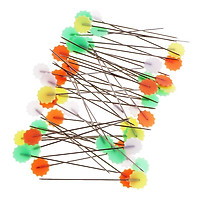 Boxed Straight Flower Head Pins Decorative Pin for Sewing Quilting DIY Craft