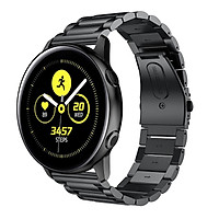 Dây thép cho đồng hồ Samsung Galaxy Watch Active 2, Galaxy Watch Active, Galaxy Watch 42