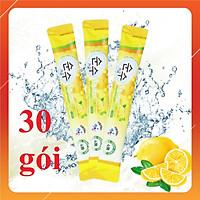 Combo 3 hộp (30 thanh) nước súc miệng gói cao cấp nhập khẩu Hàn Quốc - SoonSoo 10 thanh/hộp