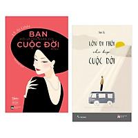 Combo Kĩ Năng Sống Hữu Ích ,Làm Đẹp Cho Bản Thân Và Cộng Đồng : Bạn Mới Là Chủ Nhân Của Cuộc Đời Mình + Lớn Đi Thôi Cho Kịp Cuộc Đời ( Tặng Kèm Bookmark Happy Life)
