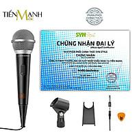 [Chính Hãng Japan] Mic Hát Karaoke Audio Technica ATR1200X - Có Dây 5m Thu Âm Vocal Micro Dynamic Biểu Diễn chuyên nghiệp Microphone - Kèm Móng Gẩy DreamMaker