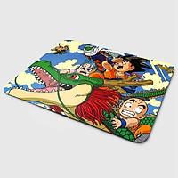 Miếng lót chuột mẫu Bảy Viên Ngọc Rồng Bay Vui Vẻ (20x24 cm) - Hàng Chính Hãng