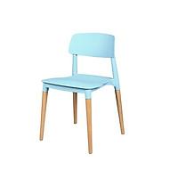 Ghế chân gỗ sồi 01
