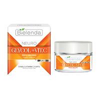 Kem dưỡng ẩm sáng da Bielenda Neuro Glicol Vit.C Moisturizing Face Cream SPF20 - 50ml (Bill Anh)