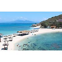 NHA TRANG: Tour Đảo Yến Hòn Nội   Khám Phá Con Đường Nổi Trên Biển Tuyệt Đẹp   Tour Trọn Gói Bao Gồm Tàu Ra Đảo + Hướng Dẫn Viên + Vé Tham Quan + Ăn Sáng Trên Tàu + Ăn Trưa Trên Đảo