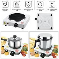 1000W 110V Burner Electric Stove Hot Plate Laboratory Home Electric Stove Electric Furnace Kitchen Cooker Coffee Heater
