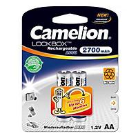2 Pin sạc AA Camelion 2700mAh chính hãng Hợp Lực nhập khẩu