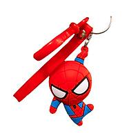 Móc khóa nhân vật người nhện Spiderman hàng cao cấp, kiểu dáng thời trang
