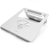 Đế nhôm tản nhiệt dành cho Macbook JCPAL - Hàng Chính Hãng