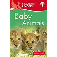 Kingfisher Readers Level 1: Baby Animals