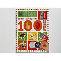 100 Nature Words Sticker Activity-  Miếng Chủ Đề 100 Từ Vựng Về Thiên Nhiên Cho Bé.