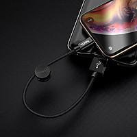 Cáp Sạc Nhanh Hoco X35 25cm Cho Iphone / Ipad (chuyên dùng cho pin dự phòng) - Hàng nhập khẩu