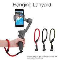 Hanging Lanyard Rope Safety Hand Belt Strap for OSMO Mobile 2/3/FeiYu/Zhiyun