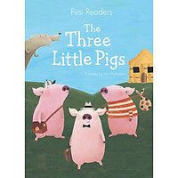 First Readers - The Three Little Pigs