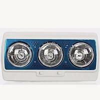 Đèn sưởi nhà tắm 3 bóng vỏ bọc thép  MST-03T
