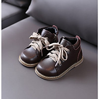 Giày da Boot cho bé G788