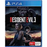Đĩa Game PS4 Resident Evil 3 Remake - Hàng Nhập Khẩu