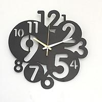 Đồng hồ trang trí treo tường 01