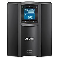 Bộ Lưu Điện Hãng APC Smart-UPS C 1000VA LCD 230V with SmartConnect - SMC1000IC - Hàng Chính Hãng