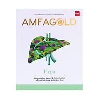 Viên uống bổ gan, bảo vệ gan, hỗ trợ cải thiện chức năng gan Amfagold Hepa