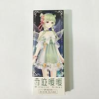 Bookmark Anime Miracle Nikki hộp 30 tấm