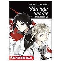 Văn Hào Lưu Lạc - Tập 9 - Kèm Bọc Sách PVC