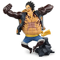 Mô hình figure Luffy gear 4 - One piece