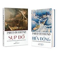 Combo Sách Nghiên Cứu Lịch Sử Nhân Loại Của Jared Diamond : Biến Động + Sụp Đổ (Phiên Bản 2020)
