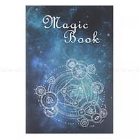 Sổ Tay Mini Angia Art - Alchemist Circle 100 Trang (14x9cm)