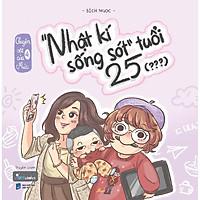 """Sách - Chuyện vặt của Múc 4 – """"Nhật kí sống sót"""" tuổi 25 (???) (tặng kèm bookmark)"""
