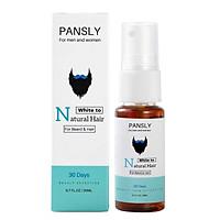 PANSLY 30ml Grey Hair Treatment Hair Essence Spray Anti-hair Loss Repair Damaged Hair