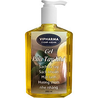Gel Rửa tay khô Diệt Vi Khuẩn VIPHARMA 250ml